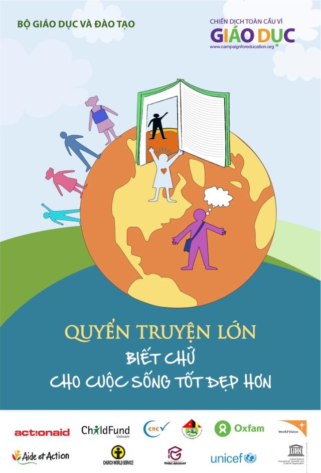 Poster 2009 -  Quyển Truyện Lớn