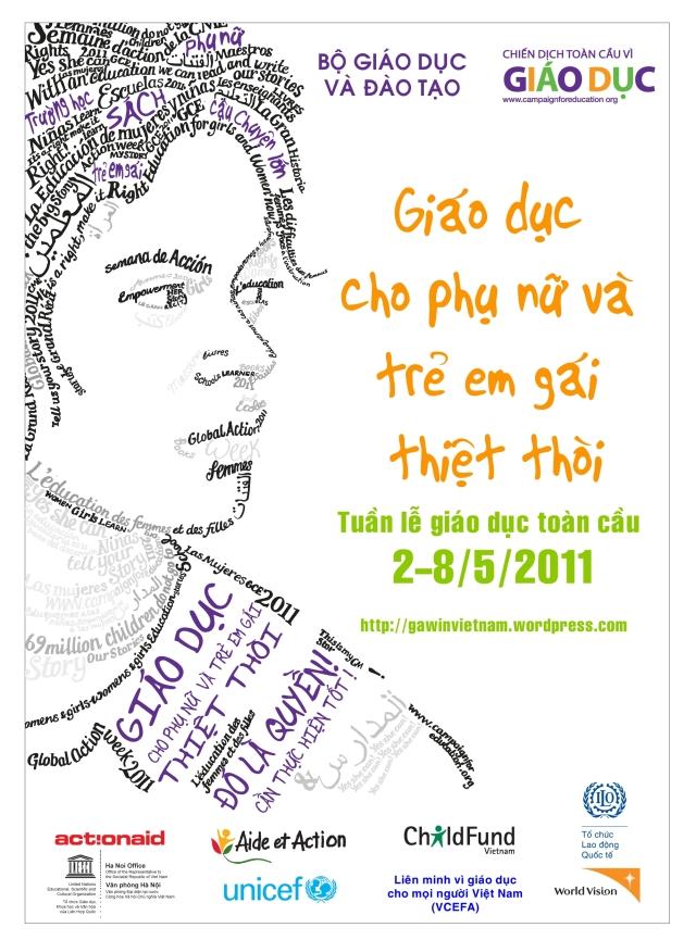 Poster in VietNam