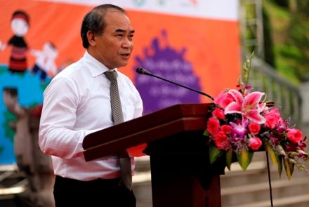 """Thứ trưởng Nguyễn Vinh Hiển nhấn mạnh: """"Giáo viên giỏi là yếu tố sống còn để đảm bảo quyền được giáo dục"""""""